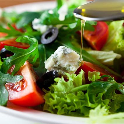 地中海饮食法 照这个菜谱吃保你光吃不胖