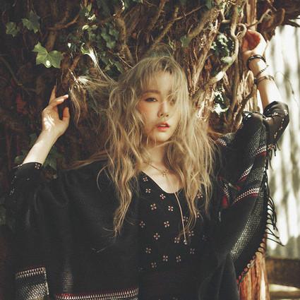 要不要学?少女时代泰妍靠这个妆暖了初秋、称霸音乐榜!