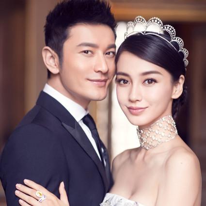 黄晓明和Angelababy世纪婚礼  EBI发妆店独家打造浪漫妆容造型