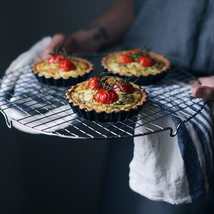 用手作料理庆祝每一天的美好,可以说是最美味的日记