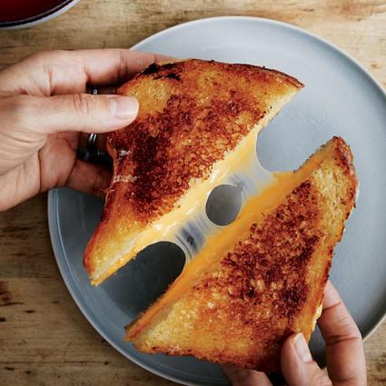 Hello 香烤芝士三明治,用它的外焦里嫩料理心理慰藉