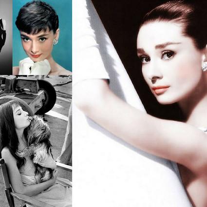 7月艺术展 传奇人像:奥黛丽·赫本肖像展