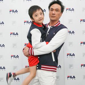 意式优雅 乐享生活 FILA 重磅引进童装系列