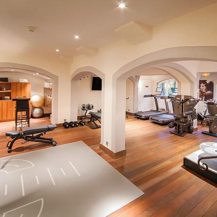 住这9家酒店 一定不要错过里面的健身房