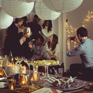 在家办Party你不可不知的8个小Tips