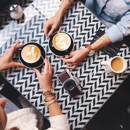 三招帮你成为懒人咖啡师!