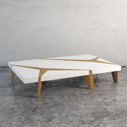 处女座福利,让你眼不见为净的桌子设计