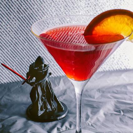 8款星球大战鸡尾酒,唤醒你心中的战士