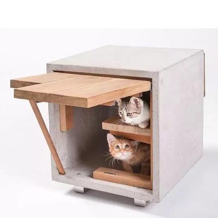 设计动物的住宅,这群设计师太有爱了!