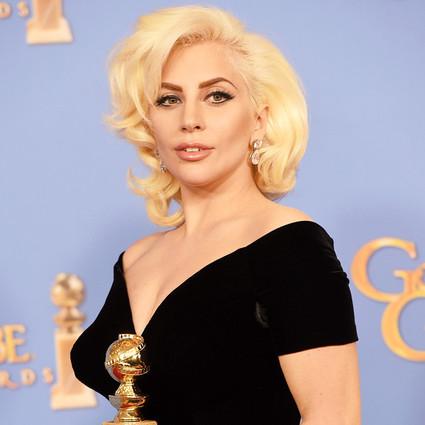 Lady Gaga赢视后,美上天,Gaga正经起来估计她自己都害怕!