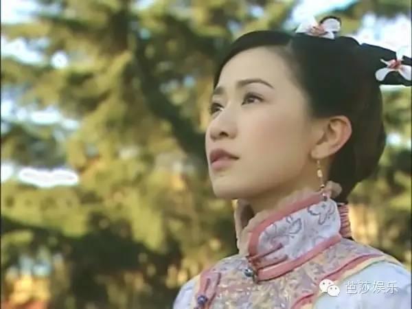 她是叶昭君,是安茜,更是活得潇洒自在的张可颐!图片