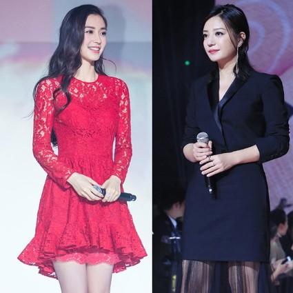 本周谁会穿 | Angelababy、赵薇同台比美,一个粉嫩少女一个霸道总裁你们更爱谁?
