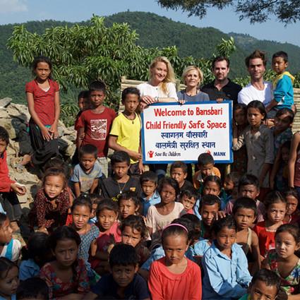 比珠宝还珍贵的是爱心!BVLGARI宝格丽为尼泊尔的儿童带去了满满的爱~