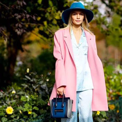 马上要到来的樱花季,就算没有假期,也要穿得像樱花一样美!