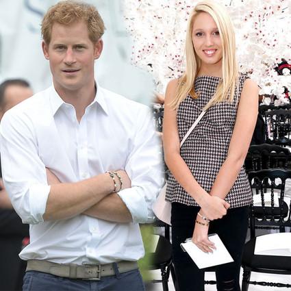19岁希腊公主有颜有钱有大长腿,被封为头牌皇室IT Girl!传说哈里王子也爱上她!