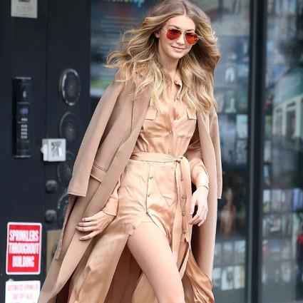温暖又高级的驼色大衣,穿对了你和Miranda Kerr一样迷人!