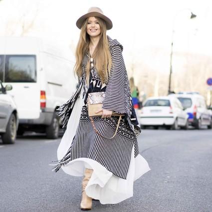 冬天也想穿裙装?一双长靴来帮你!