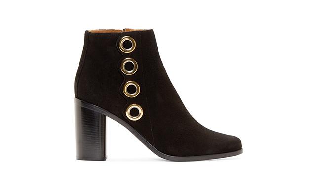 踝靴Chloé原价5现价8(约人民币3,205)可购于ssense.com