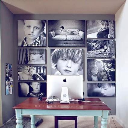 比墙纸更酷更有艺术感的是......
