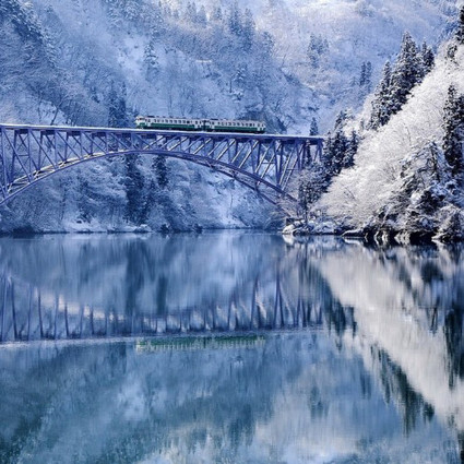 20个世界上最美的冬景,都在这儿了
