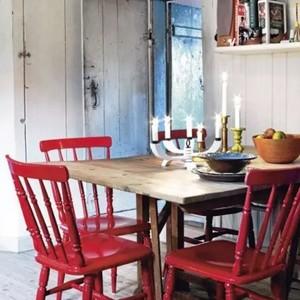新年了,用红色给家里增添年味