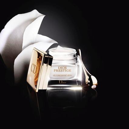 全新Dior迪奥花蜜活颜丝悦按摩眼霜 赋活明眸 瑰丽绽放