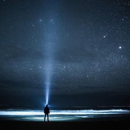 有多久没看到过漫天繁星了?