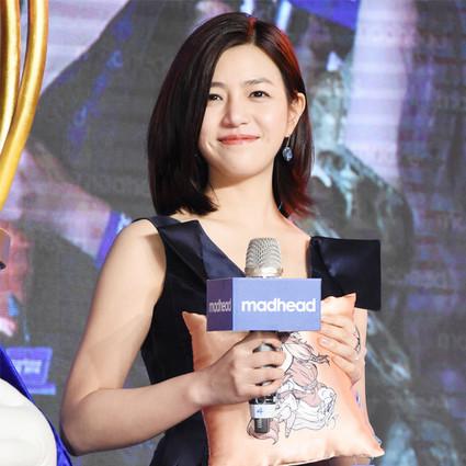 陈妍希从前不够美,只是因为衣服穿得不够对!