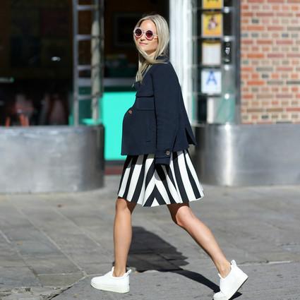 让你美到没朋友,最全的小白鞋搭配法则都在这里啦!