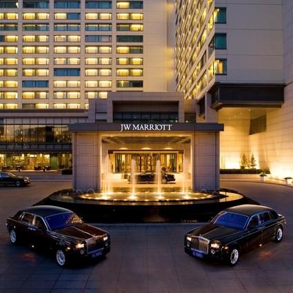 空气净化系统进驻北京JW万豪酒店