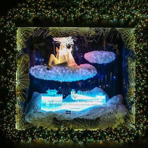 全球最美的2015圣诞橱窗 梦幻的节日终于来了!