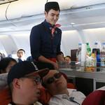 当阮经天穿上空姐服、大玩制服诱惑的那一刻,他的逗比癌就已经没救了!