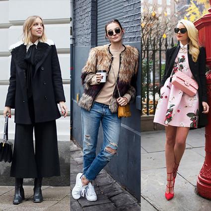 2016年怎么穿,看这五位时装精博主的穿搭就够了!