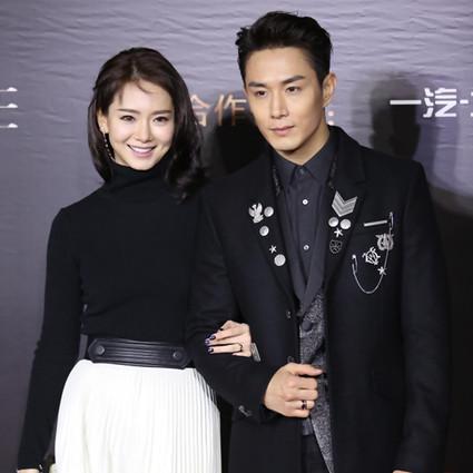 戚薇 李承铉成了她最时髦的单品!
