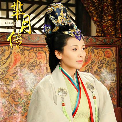 可恨又可悲的芈殊,掰弯万千少女的霓凰,刘涛就是能用演技攻下一切!