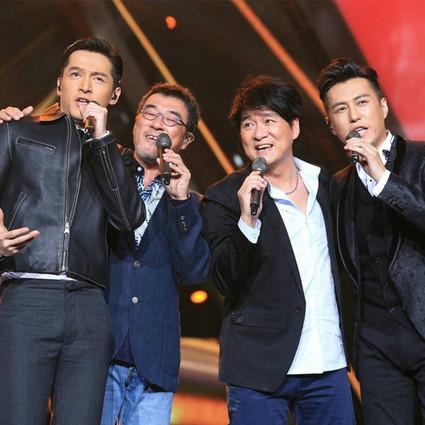 胡歌唱情歌,靳东玩摇滚,范爷李晨来虐狗,2016年还有什么不可能?!