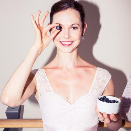 芭蕾舞者平常都吃些什么?