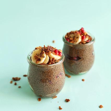 5款健康又美味的巧克力早餐!