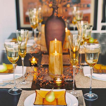 怎样在1小时内打造完美感恩节家宴