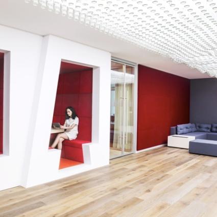 法国Coca-Cola大公开,这才是最棒的办公室!