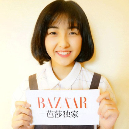 《唐人街探案》诡异少女张子枫,竟是喜欢变形金刚的14岁girl!