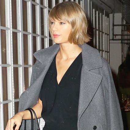 Taylor Swift 她用一件连体裤把美和帅全占了!