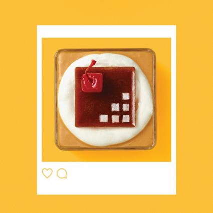 冰淇淋搭上Instagram,美味说来就来只是吃不到!