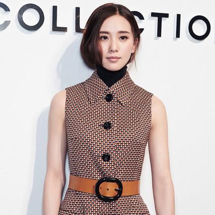 刘诗诗美翻时装周,邓紫棋皮裤已过时,豹纹才是新战衣!