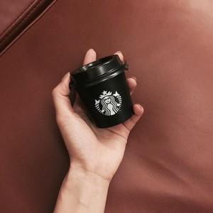 到韩国的星巴克不喝咖啡,吃可爱迷你布丁