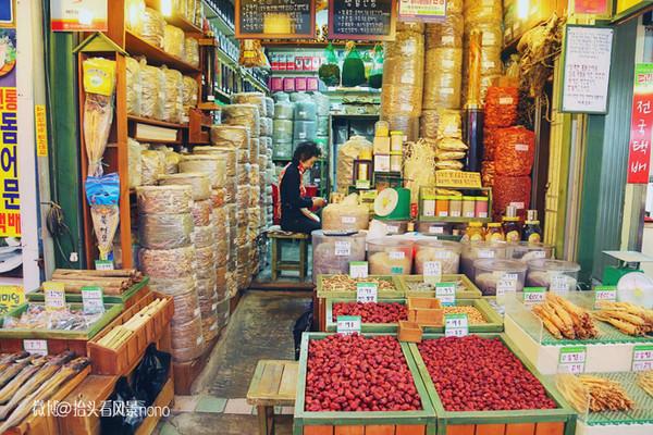 【韩国】别样济州岛<wbr>寻味老市场