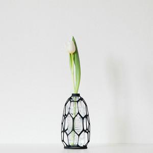 废物利用~3D打印出的花瓶,文艺气息十足~