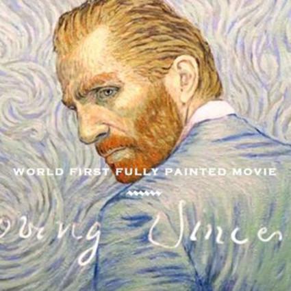 《LOVING VINCENT》史上第一部油画电影向梵高致敬