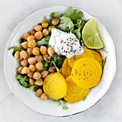 十款吃草好料理,让你初春减肥不再痛苦!