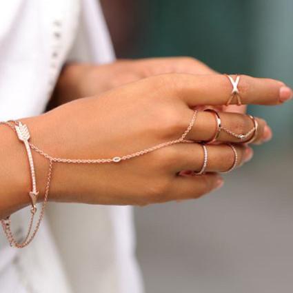 爱美甲 | 马卡龙甲色加配饰,Hands Style让初春季节的甜蜜一直延伸到你的手指尖!